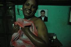 DSC_1980 (Magdalena Malinowska) Tags: gay friends india smile indian marriage moustache suburbs chennai begging gender transsexual hijra aravani