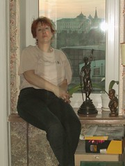 Moscow meeting (Rusgera) Tags: friend classmate moscow