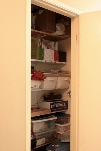 Closet Renovation Complete