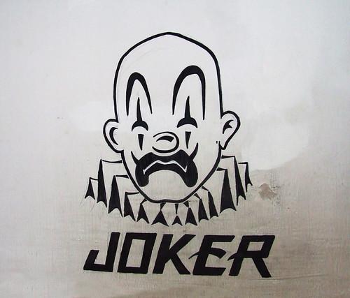 Dibujos de joker brand - Imagui