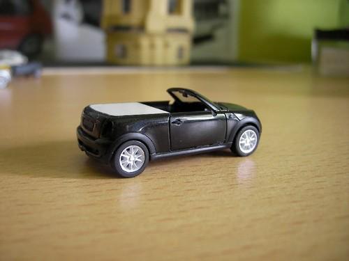 MINI Roadster 1:87 by Chris Zinn