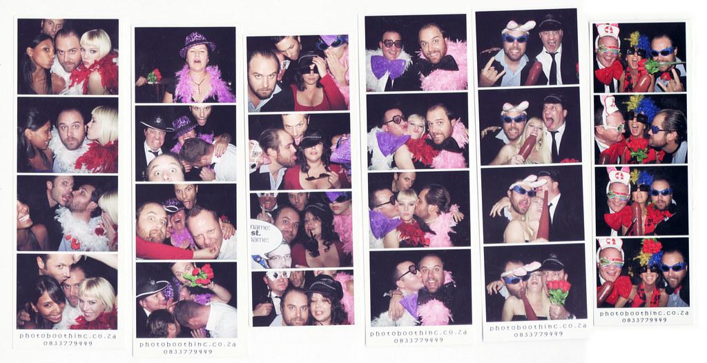 Photobooth at Jupiter's 16th