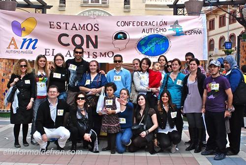 Día mundial de Autismo 2010