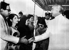 Bhandara meeting President Zulfikar Ali Bhutto (Doc Kazi) Tags: pakistan parsi minoo bapsisidhwa bapsi goshi kandawalla minoobhandara