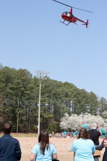 Cartersville Egg Drop - helicopter 2