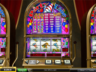 Party Line slot game online review