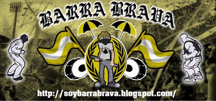 SOY BARRA BRAVA