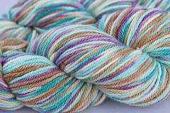 Songs of a Thundering God on BFL - 4 oz. (...a time to dye)