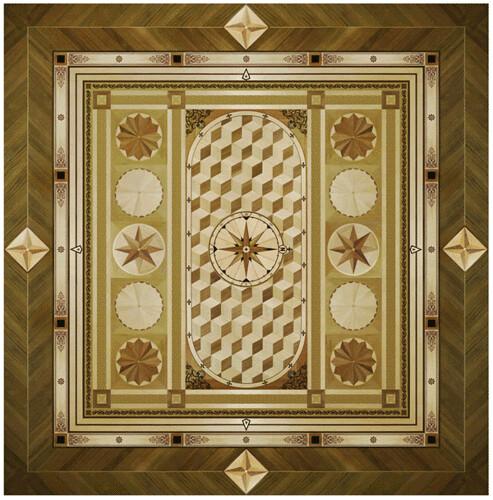 best handcut wood floor
