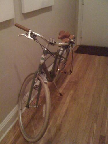 New bike: Edamame