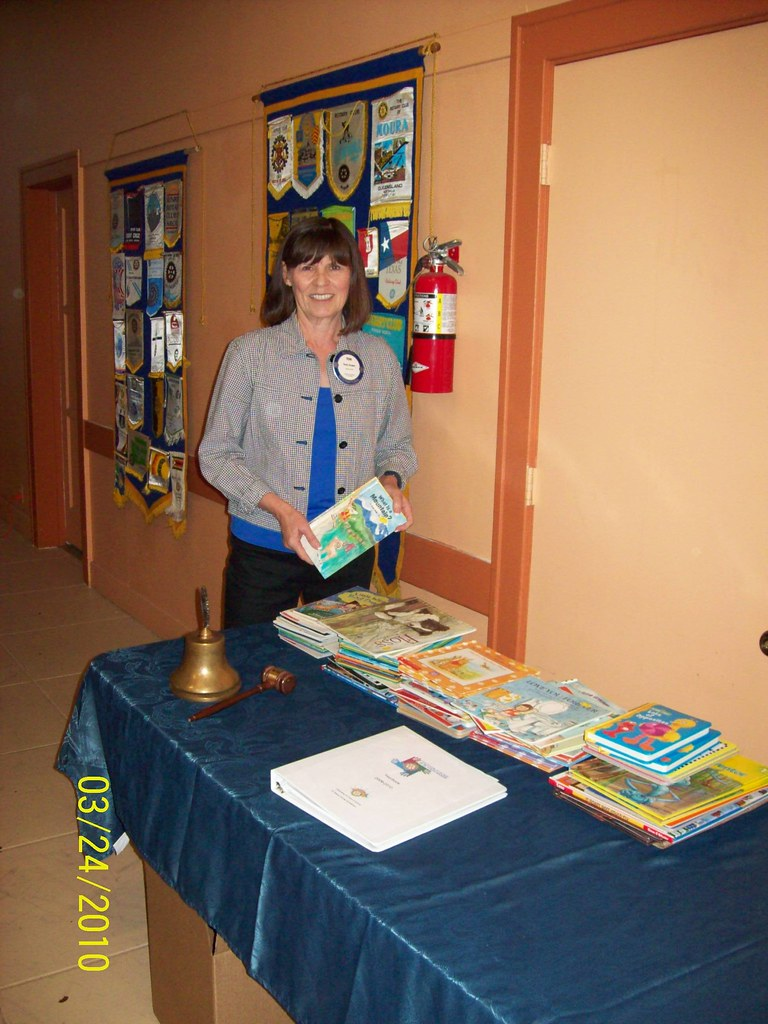 Spring 2010 Book Drive