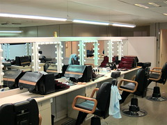Maquillaje en RTVE Sant Cugat