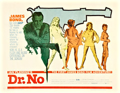 Dr. No Half Sheet