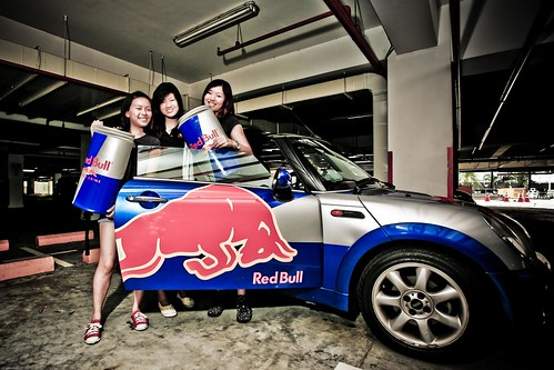 Red Bull Coopers? - North American Motoring
