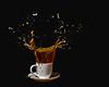 one sugar? (*Chris van Dolleweerd*) Tags: coffee closeup canon sigma highkey splash highspeed koffie sigma1020mm canon450d cookiesplash coffeesplash chrisvandolleweerd dintuseacookieusedaunion whatamessthismade