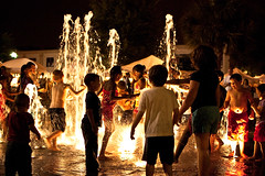 DSC_0110 (wanderlustwest) Tags: children lafayette fountains festivalinternationaldelouisiane