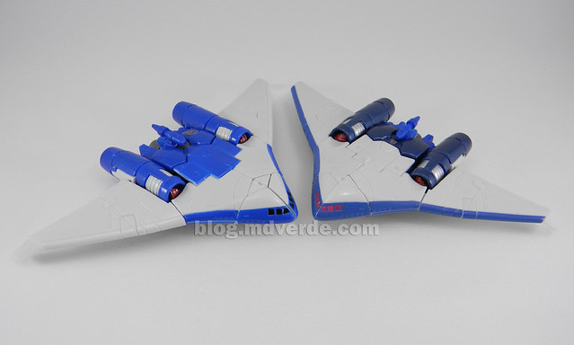 Transformers Scourge United Deluxe - modo alterno vs Generations