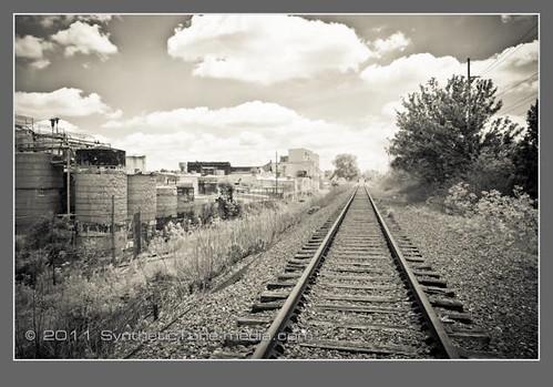 Tracks of Industry
