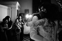 First dance (ekidreki) Tags: nikon df nikondf wedding marriage mariage couple romance belgique belgium be beautiful belgië married groom bride 20 20mm nikkor 20mm18g