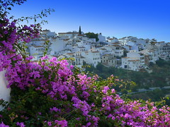 Frigiliana, Spain (Butch Osborne) Tags: travel espaa mountain spain view espana bonita vista traveling vilage mustsee frigiliana abigfave  bucketlist
