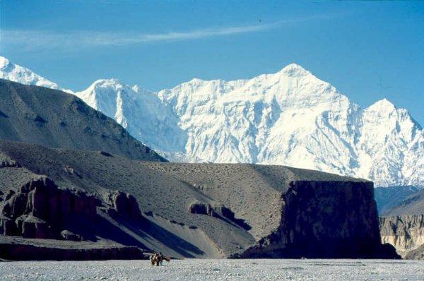 Travelling Trader, Upper Mustang