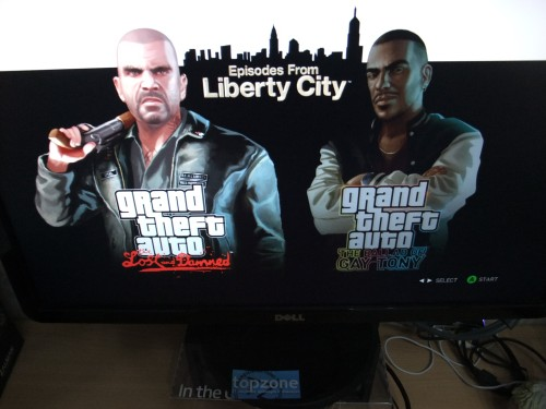 Liberty City Episodes: Grand Theft Auto 4 video