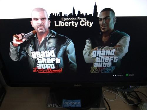 Liberty City Episodes: Grand Theft Auto 4 video