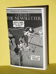 Cerebus the Newsletter #14