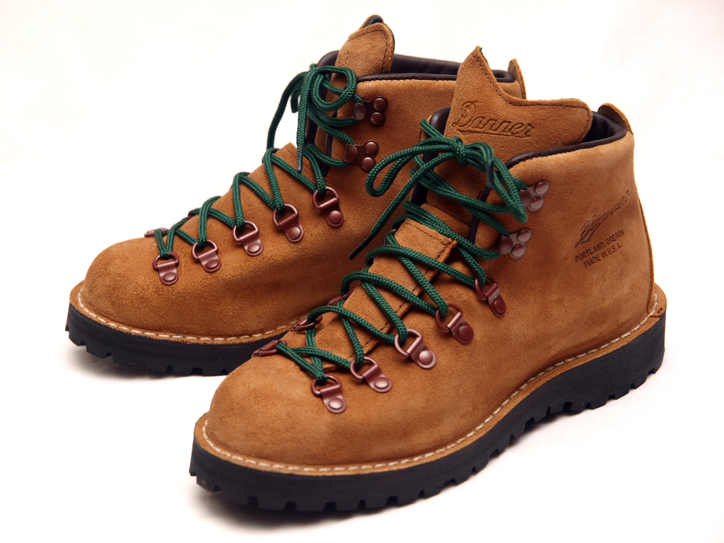 Danner / Mountain Light Suede
