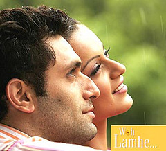 [Poster for Woh Lamhe]