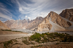 (jonmartin ()) Tags: longexposure pakistan cloud mountains tree clouds river landscape outdoors daylight valley nd karakoram kkh hunza northernareas karimabad passu batura karakoramhighway gorillapod 10stop cathedralridge gilgitbaltistan