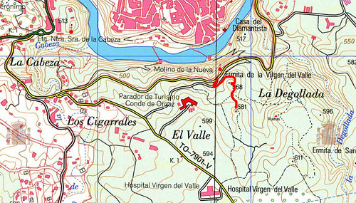 caminos Valle 2