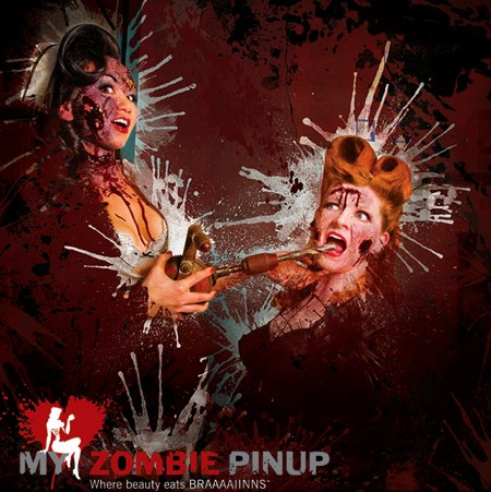 My Zombie Pinup 2010 Calendar