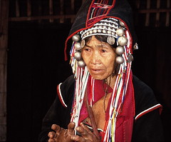 Hilltribe Elder, North Thailand