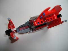 Dynamic shot (-Legomancer-) Tags: starwars blood lego technic oligarchy