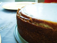 brown sugar cheesecake - 05