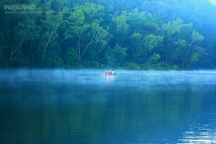 Pang Aung (Pkamo@Tai) Tags: trip travel green nature water beautiful thailand boat tour view place famous thai pai 2009 mea    puykamo  meahongsorn hongson popularplaces  pangaung placefortravelinthailand