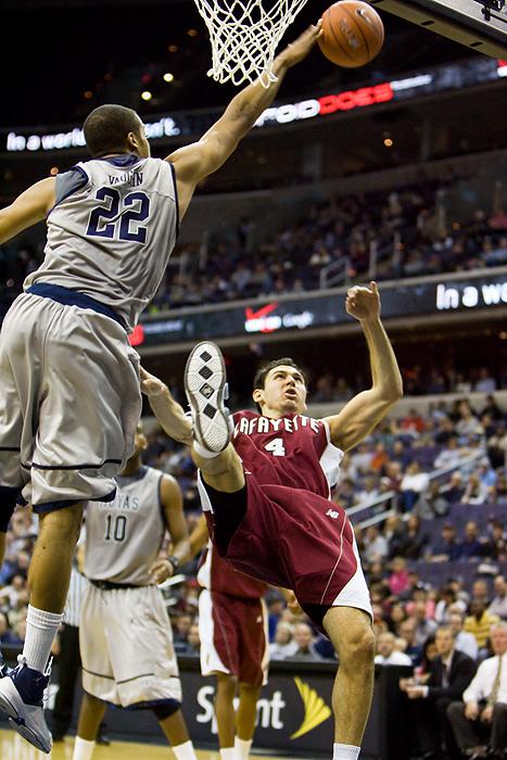Georgetown Lafayette Basketball