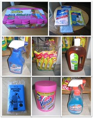 Household cleaning products ***ALL BRAND NEW, UNOPENED""