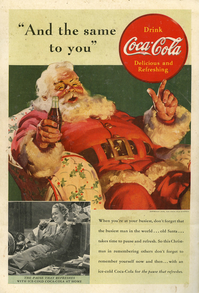 Coca Cola ad_Dec 1939_tatteredandlost