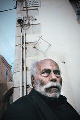(dirtyharrry) Tags: street portrait blackandwhite bw canon blackwhite dirty creta greece crete dirtyharry nologos dirtyharrry nobanners
