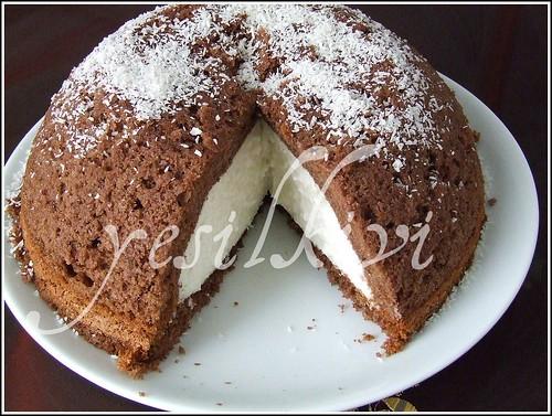 Dolgu kek tarifi