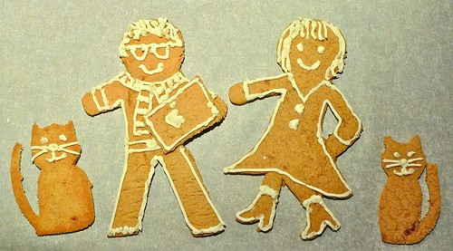 The Family Gingerbread