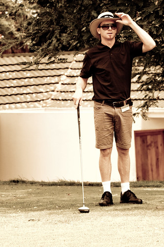 Rectron Golf Day - Tee Off-24