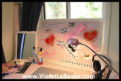 Better Blogging Tutorials (Violet LeBeaux) Tags: pink white cute