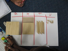 05Nov09 ~ Place Value Game