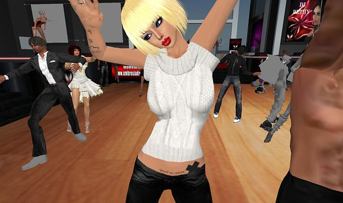 raftwet at ambrosia dance club