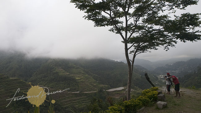 Shooting the UNESCO World Heritage Site, the Banaue Rice Terraces