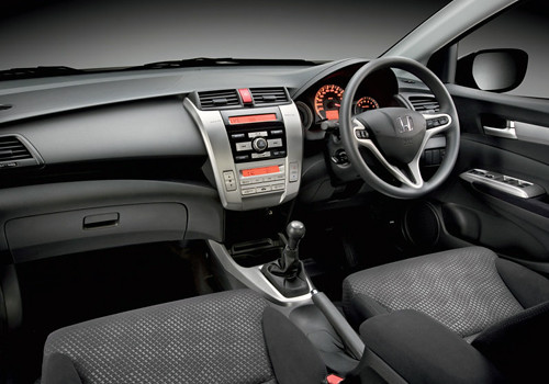 honda city 2011. Honda City DashBoard Interior