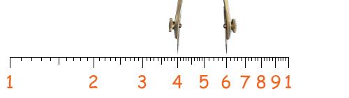 Scala Logaritmica 4
